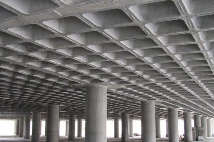 تعریف انواع فاز سقف وافل در معماری