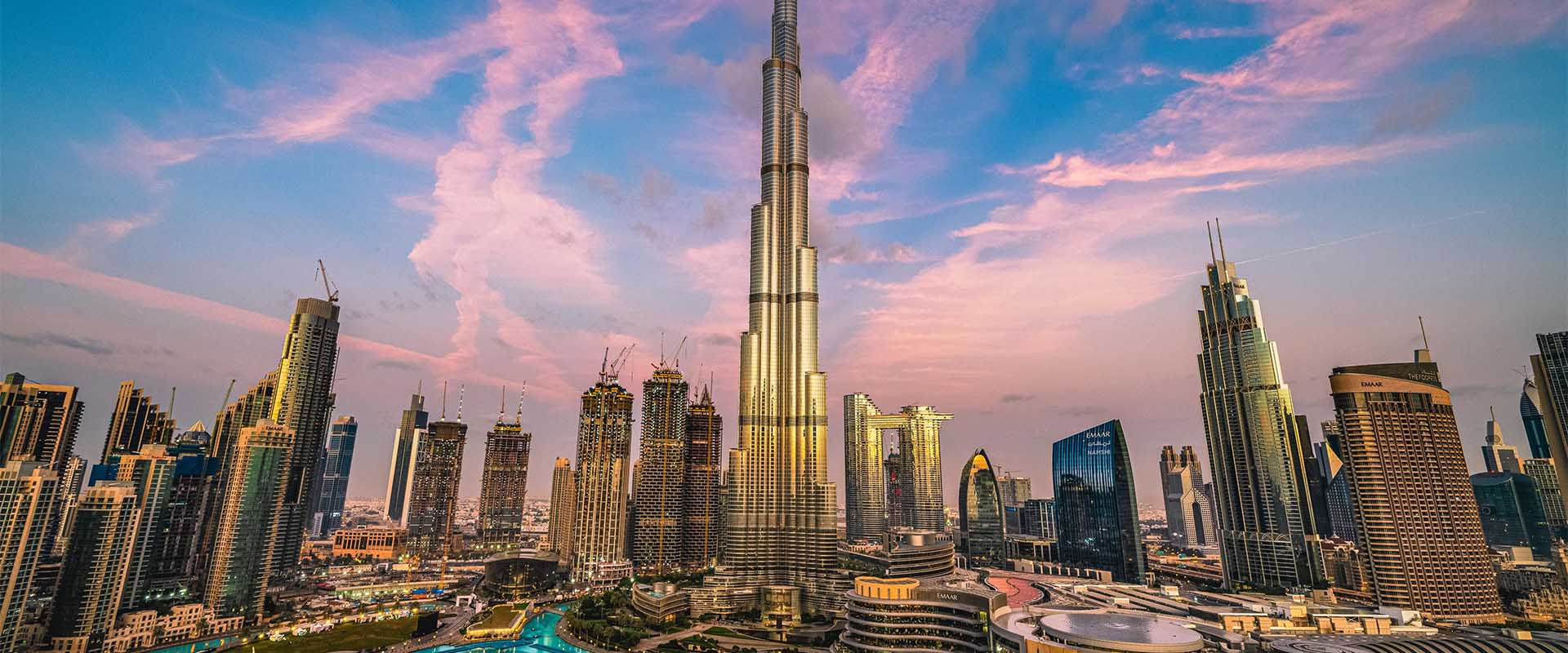 ساختمان دبی