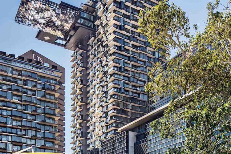 ساختمان پارک سیدنی