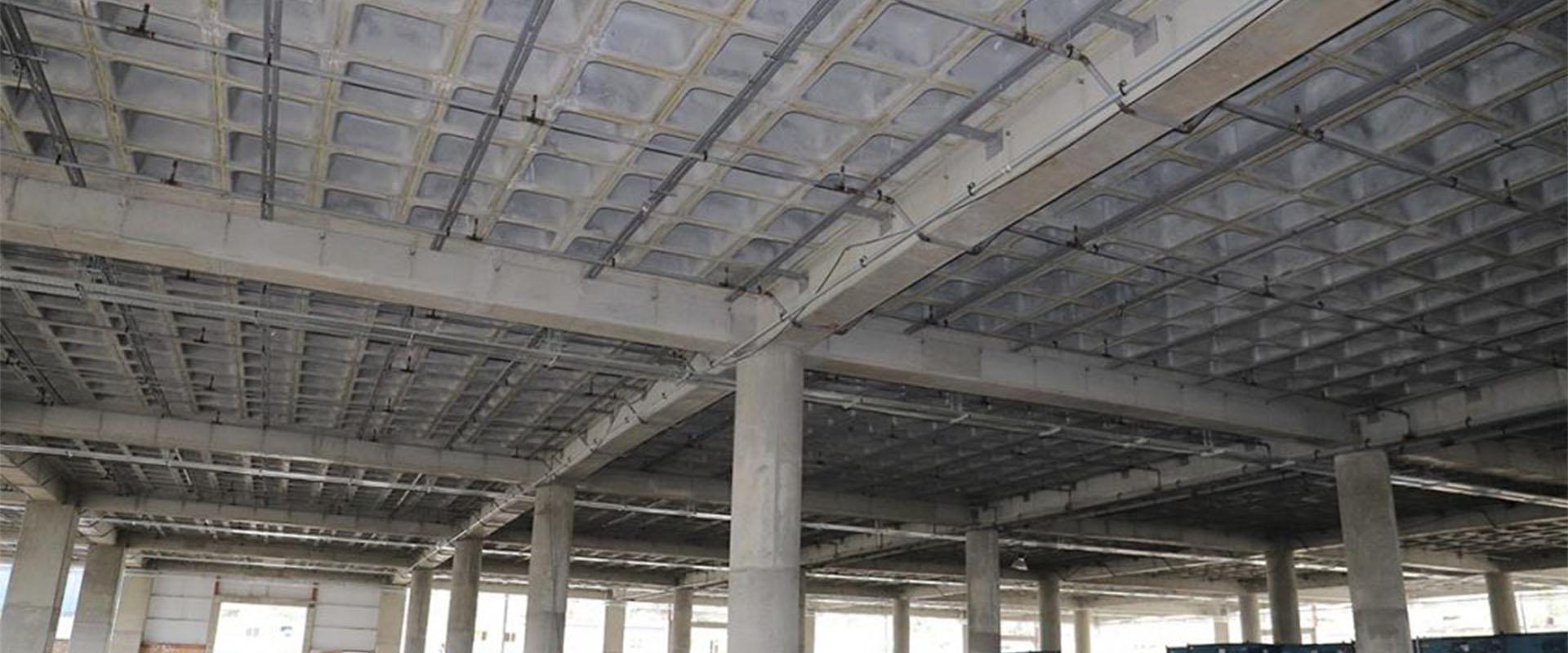 سقف کوبیاکس چیست و چرا سقف وافل