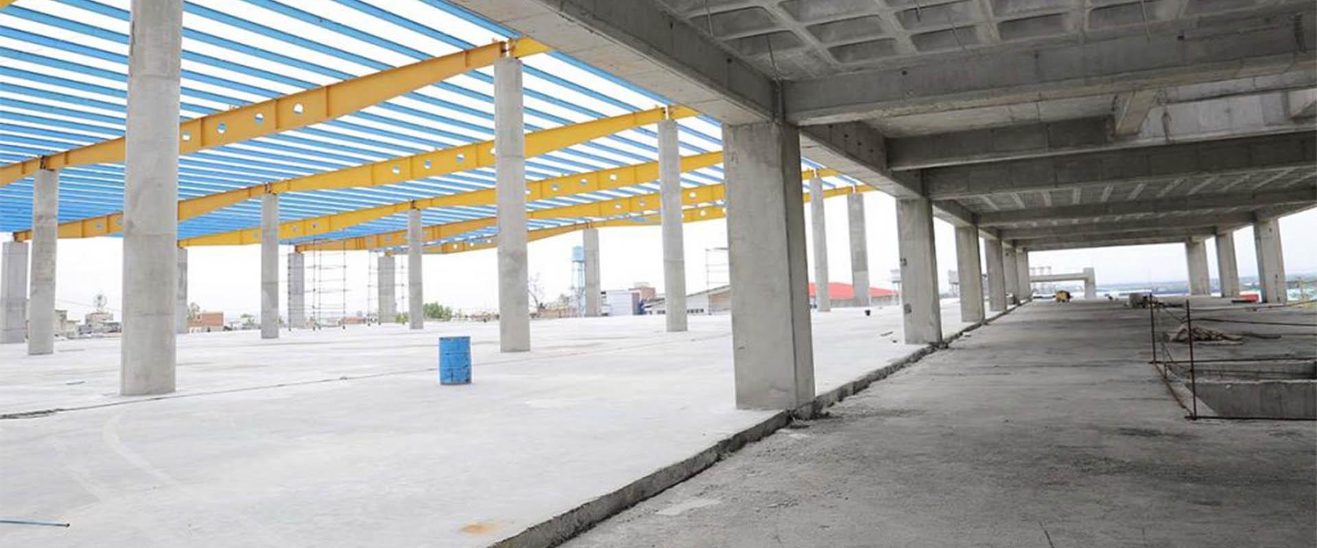 معرفی مصالح ساختمانی جدید سقف وافل