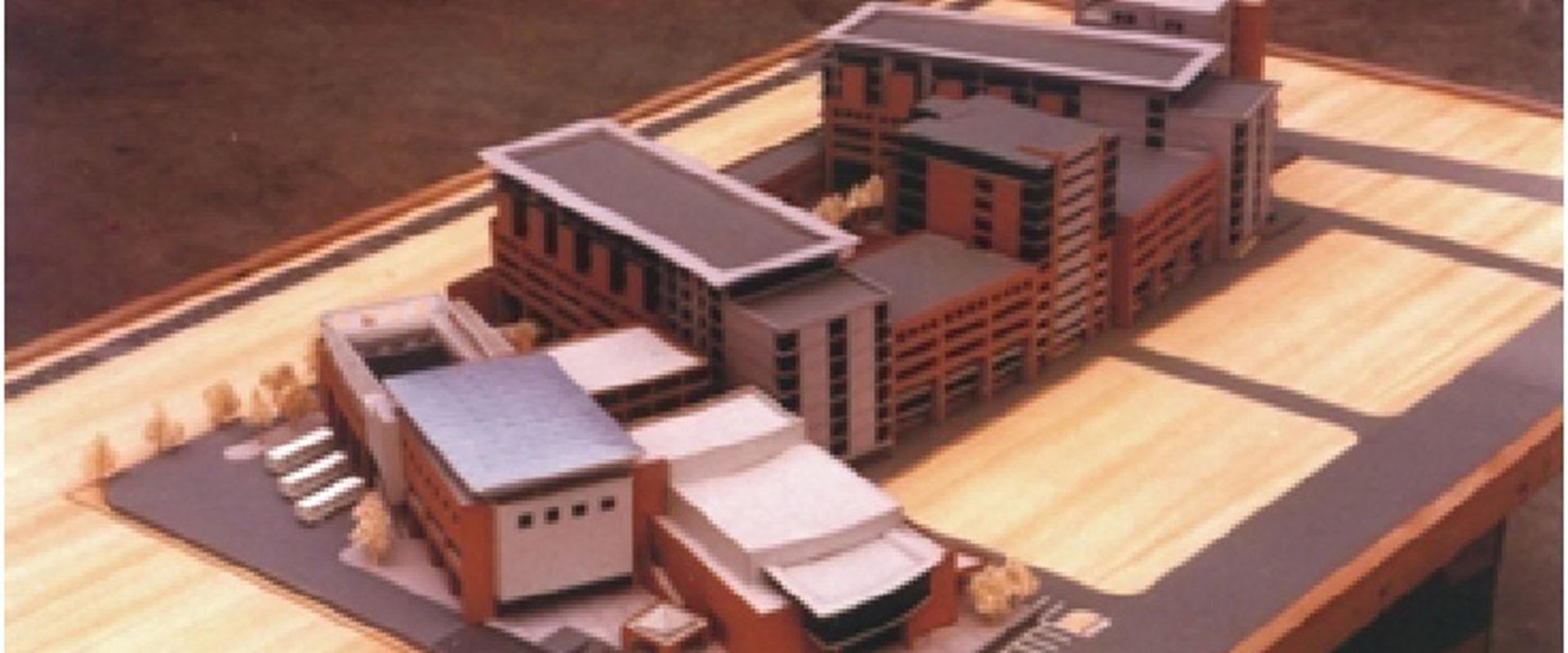 نقشه ساختمان شمالی جنوبی به چه صورت است؟