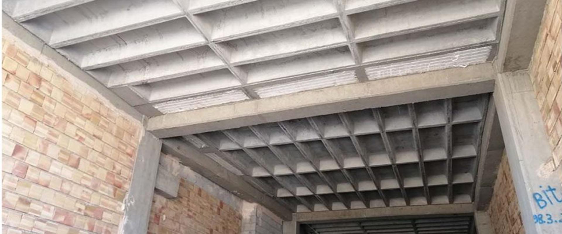 لیستی از چند سقف کاذب و سقف وافل جذاب در ساختمان