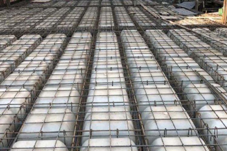 نقش و کاربرد سقف وافل در ساختمان