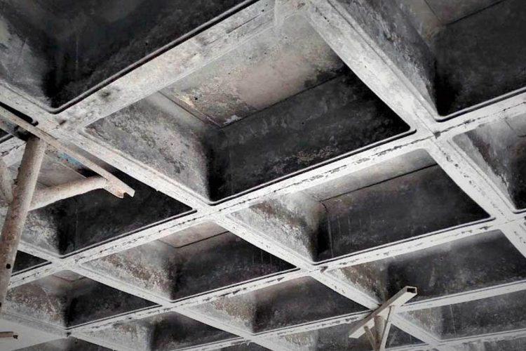 طراحی نمای سقف وافل در سالهای آینده