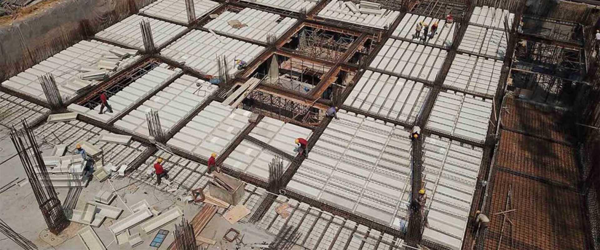 بررسی شیوههای سبک سازی ساختمان از سقف وافل تا بلوک بتنی سبک