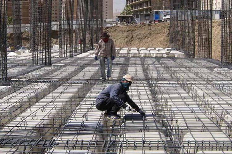 برتری قالب سقف وافل سهند سازه بتن
