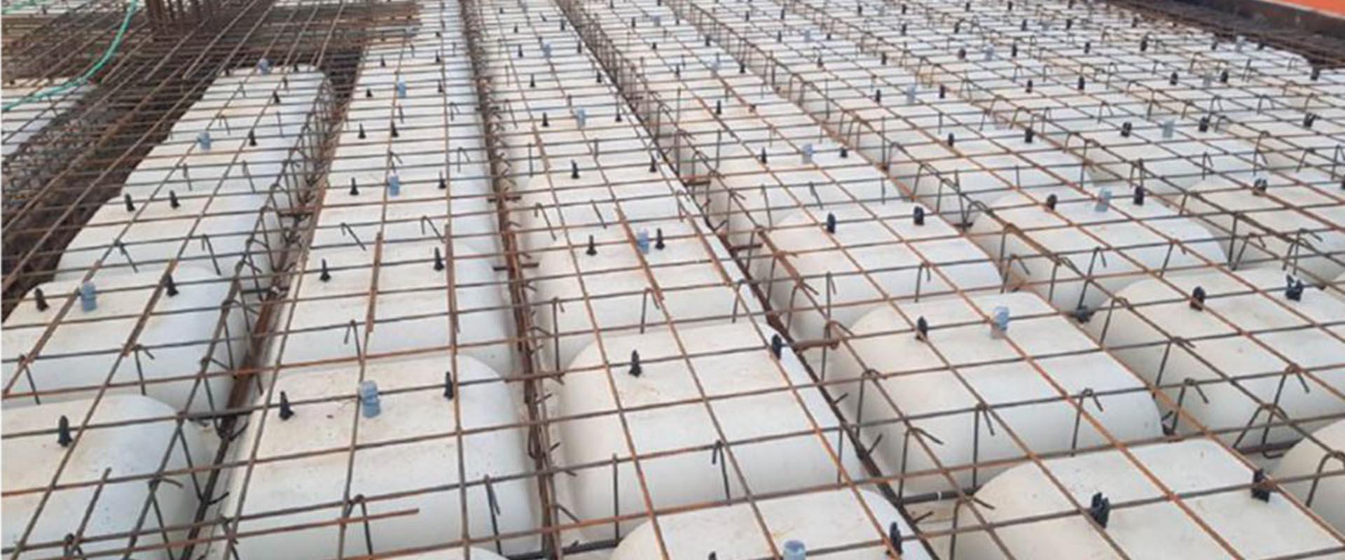 آنالیز قیمت سقف وافل و مقایسه با سایر سیستمهای اجرای سقف
