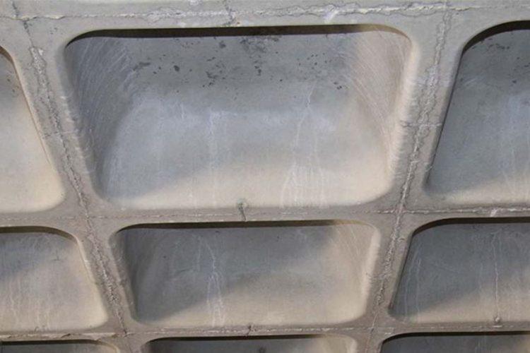 نکات کلیدی اجرای سقف وافل و سایر سقف های مجوف