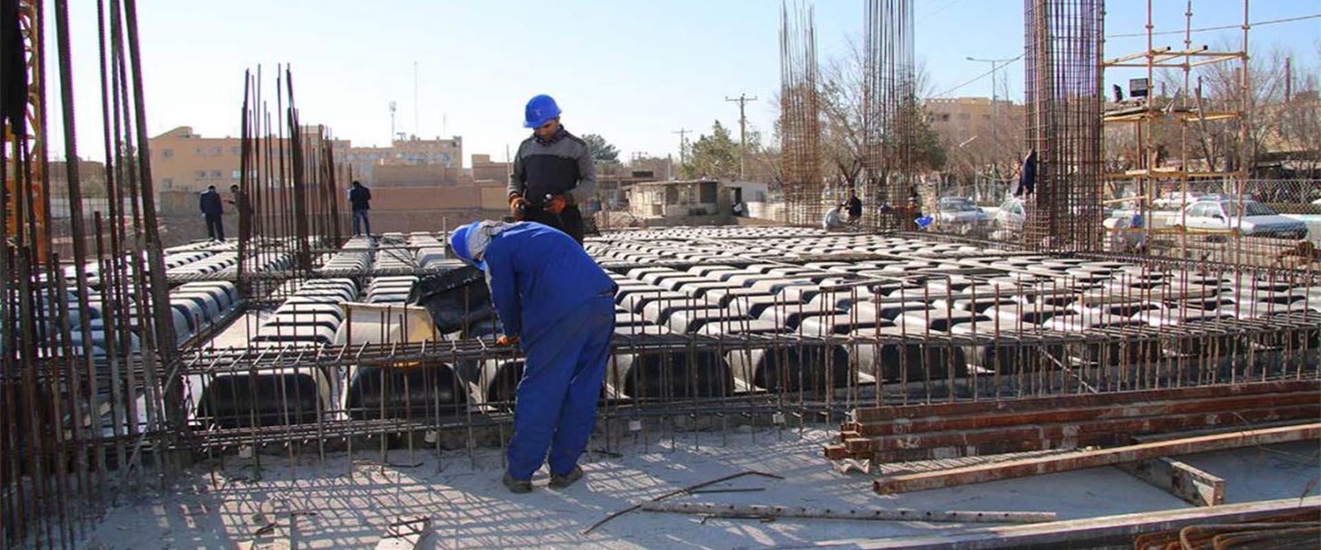 ورود به دنیای مدرن ساخت و ساز با استفاده از سقف وافل