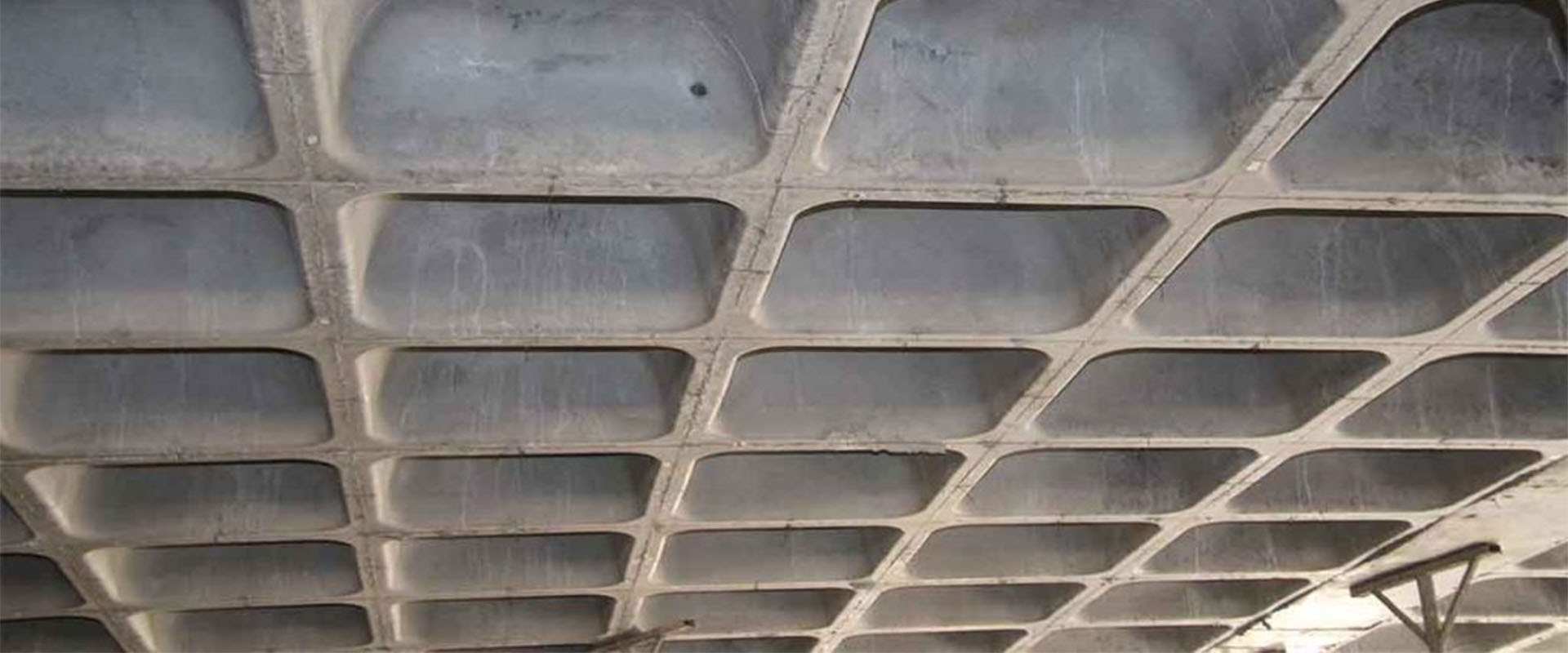 برای خرید سقف وافل و قالب دست دوم آن به چه نکاتی باید توجه کنیم؟
