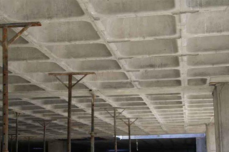 تولید سقف وافل مطابق آخرین استانداردهای کیفیت