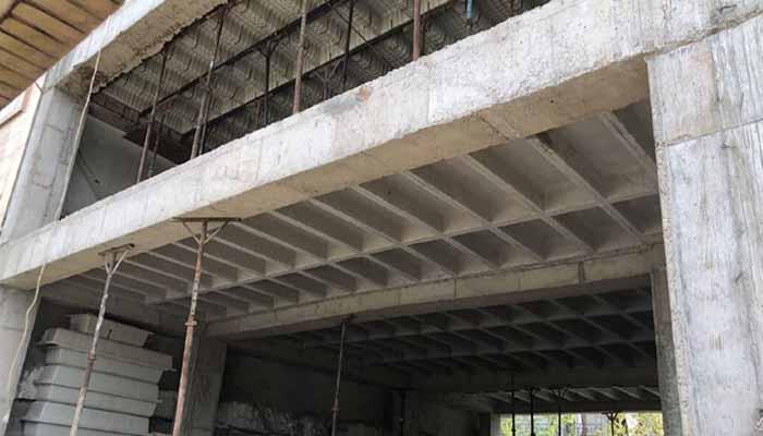 اطلاعات پروژه های سقف وافل طهران