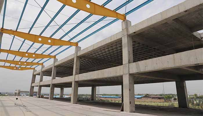 پروژه اجرایی سقف وافل برنز تهران