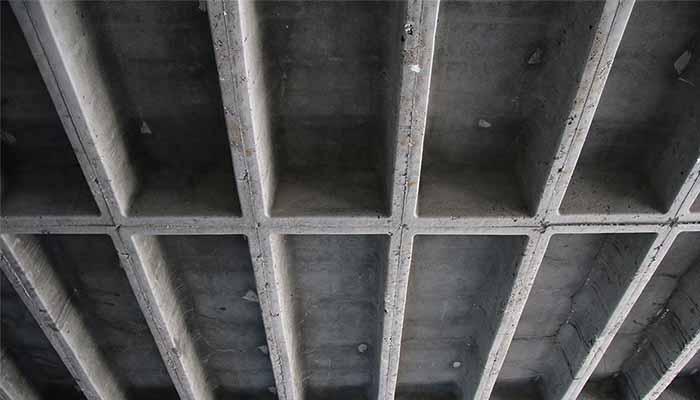 پروژه اجرایی سقف وافل جهان نما کرج