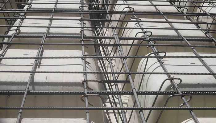 پروژه اجرایی سقف وافل نور سنندج