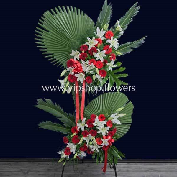 بهترین تاج گل برای عرض تبریک