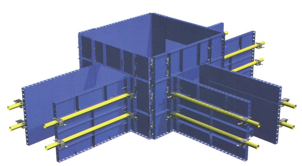 در مورد انواع قالب فلزی بتن و تخته چندلایی چه می دانید؟