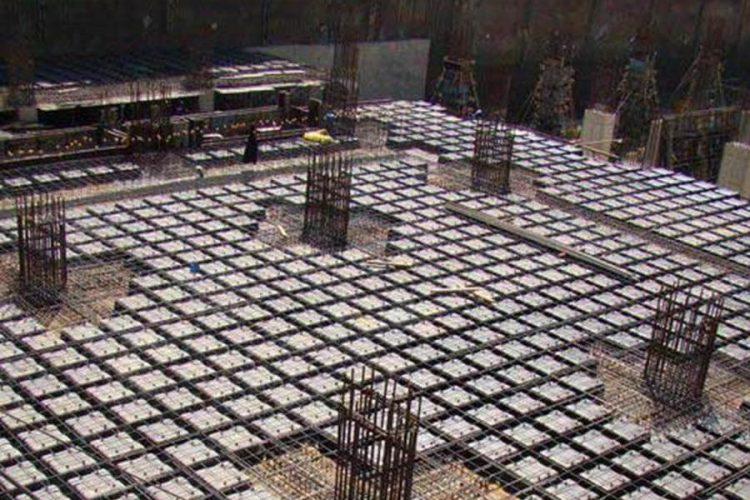 انتخاب سقف وافل برای سازههای فولادی
