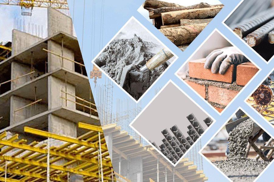 پر مصرف ترین مصالح ساختمانی