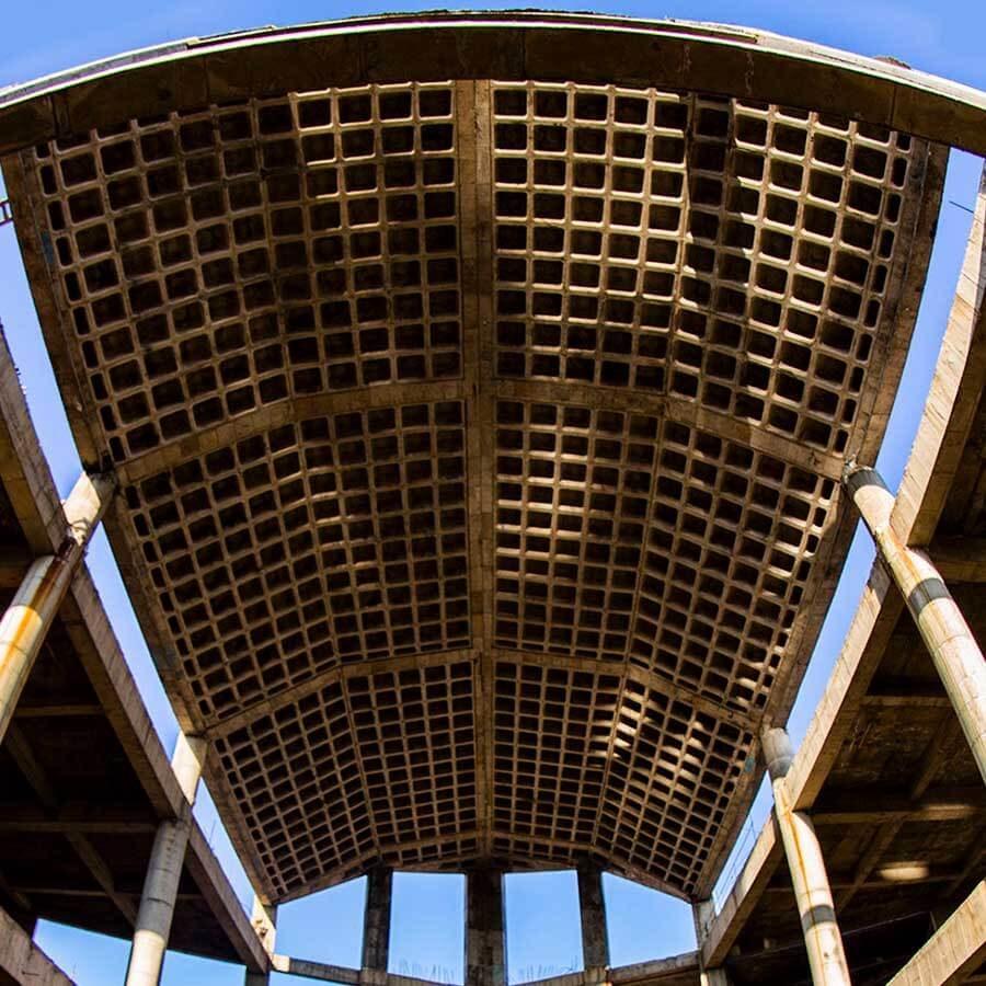 خدمات اجرای سقف وافل